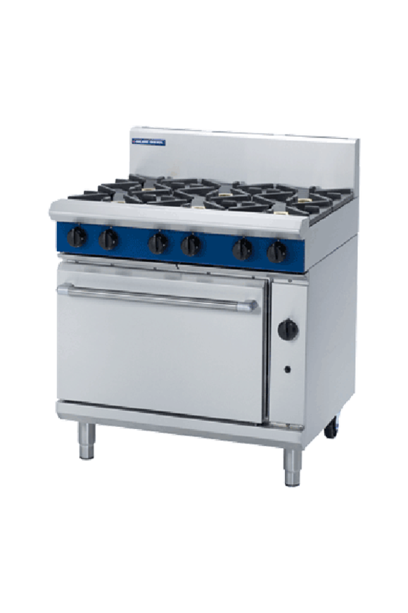 Picture of Blue Seal 900mm Gas Static Oven