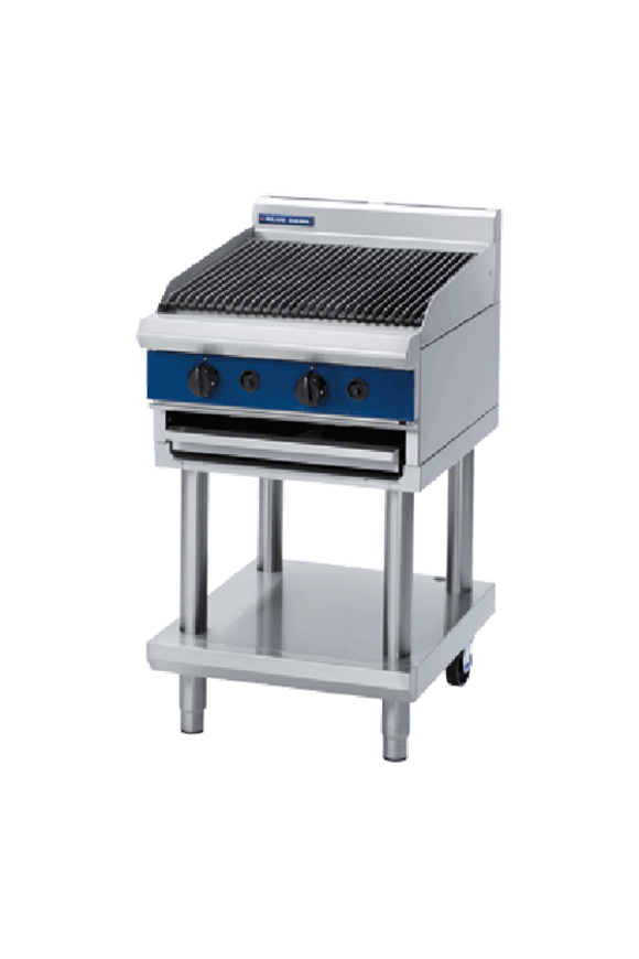 Picture of Blue Seal Gas Chargrill Leg Stand 600mm