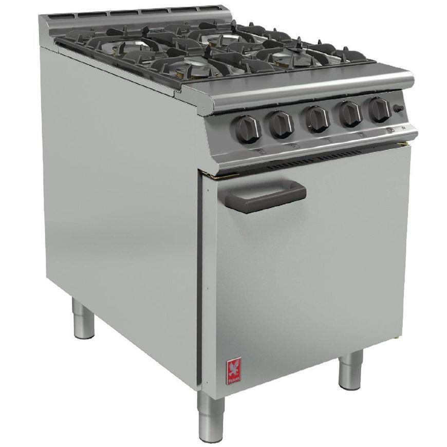 Picture of Falcon 4 Burner Gas Oven