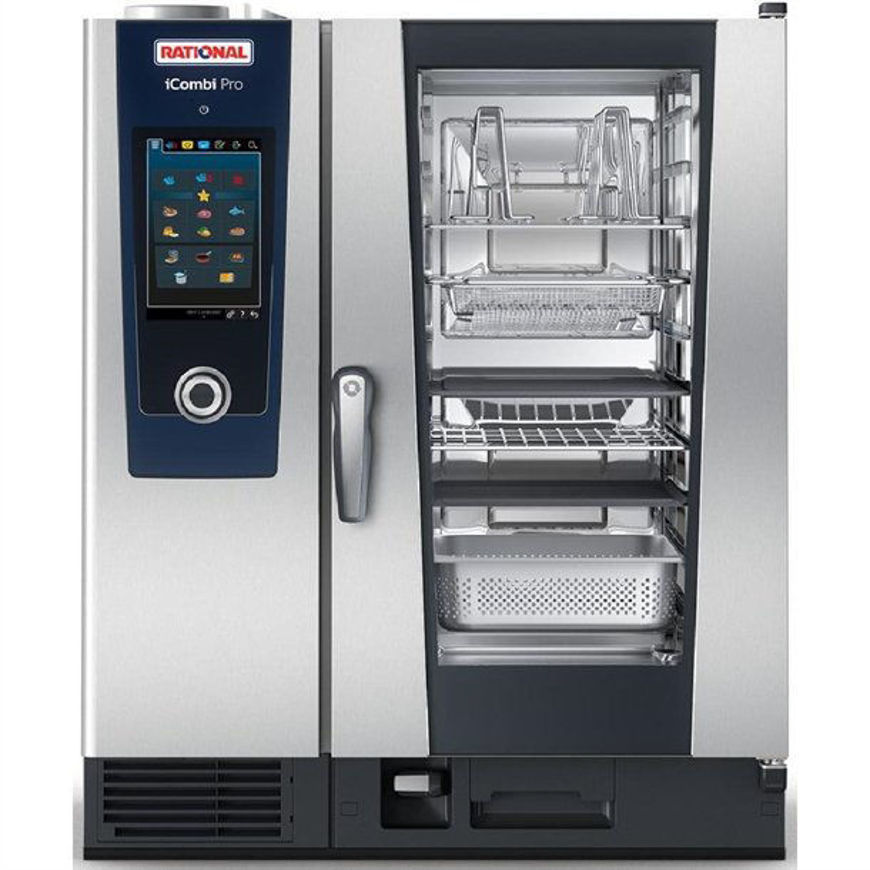 Picture of Rational 10 Grid I Combi Pro (Gas)