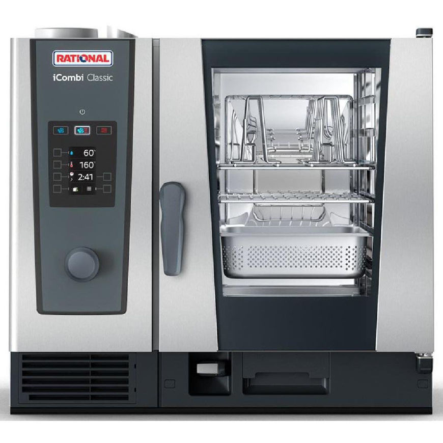 Picture of Rational 6 Grid I Combi Classic (Electric)