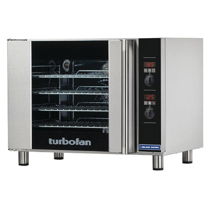 Picture of Blue Seal 4 Tray Turbofan Oven (E31D4)