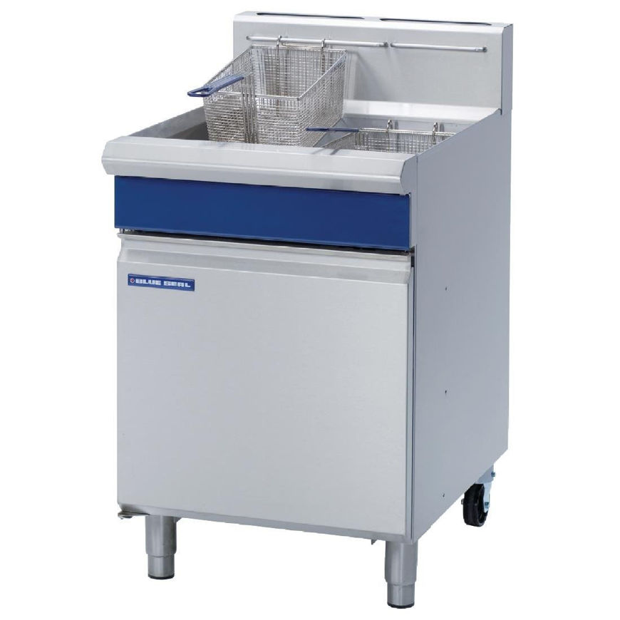 Picture of Blue Seal Open Pan Fryer (Gas)