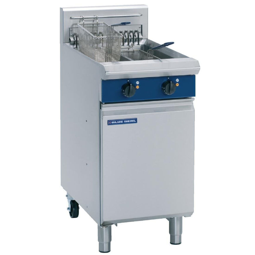 Picture of Blue Seal Twin Tank Fryer (Electric)