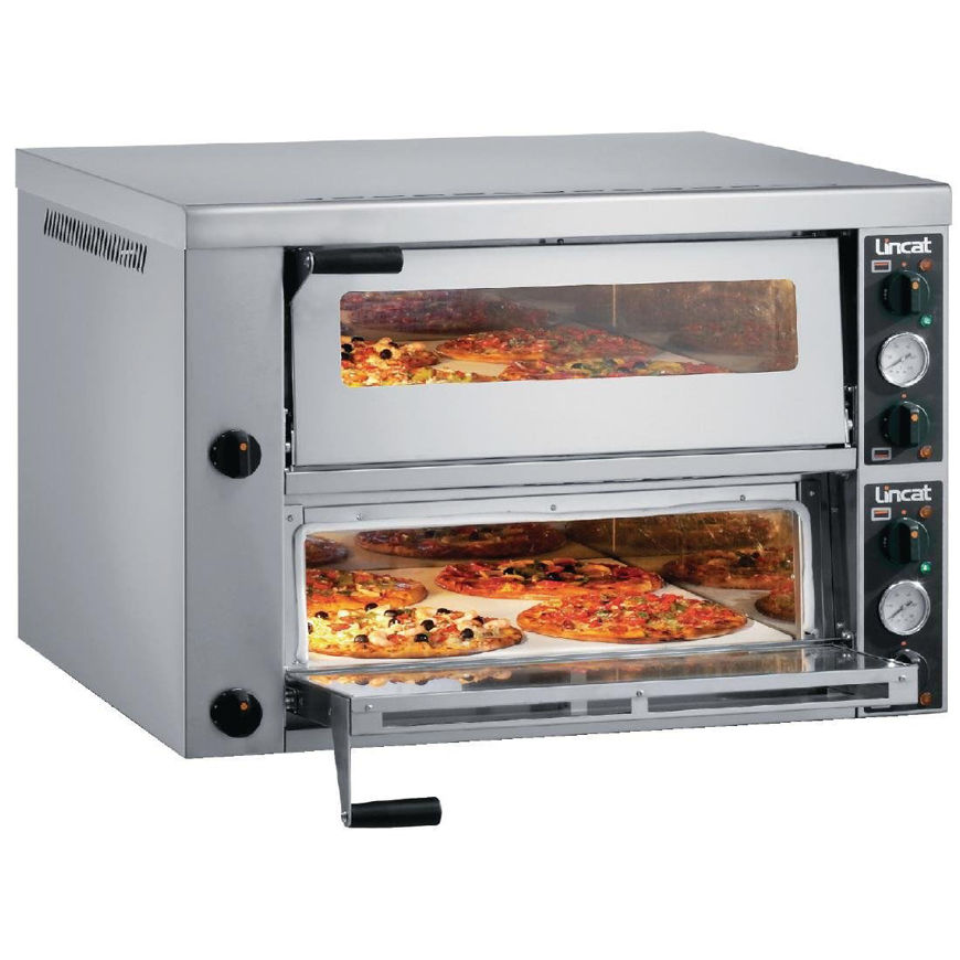 Picture of Lincat Twin Deck Pizza Oven