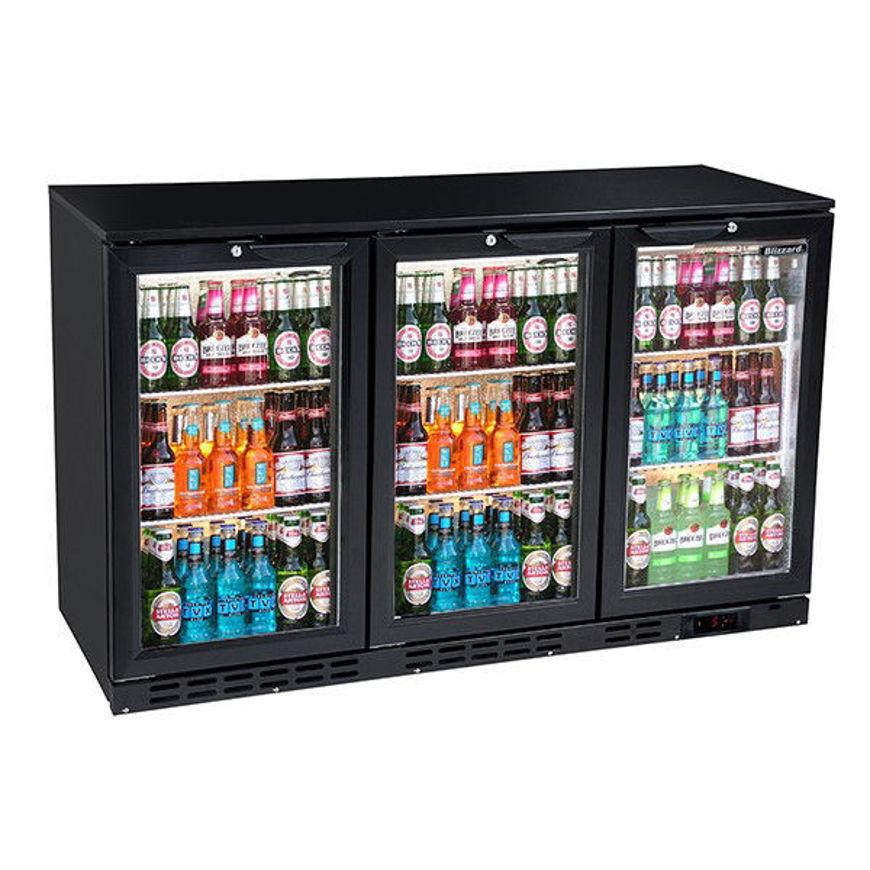 Picture of Blizzard 3 Door Bottle Cooler