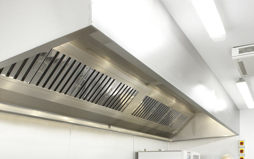 Picture of Bespoke Wall Extraction Canopy
