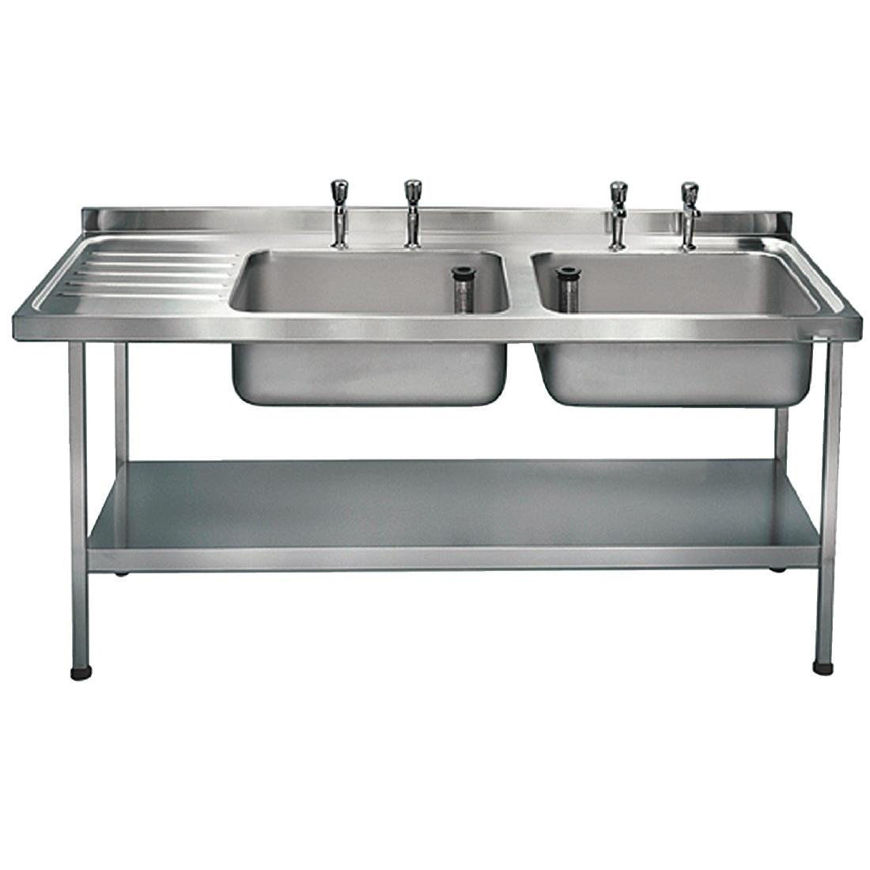 Picture of Double Bowl Sink