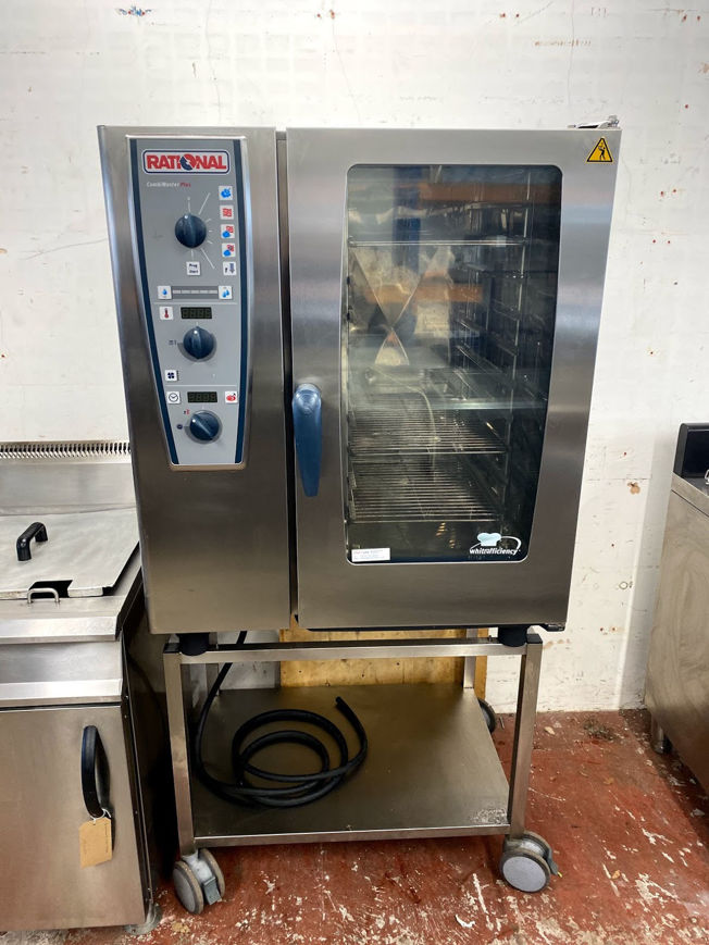Picture of Rational 10 Grid Electric Combi Oven